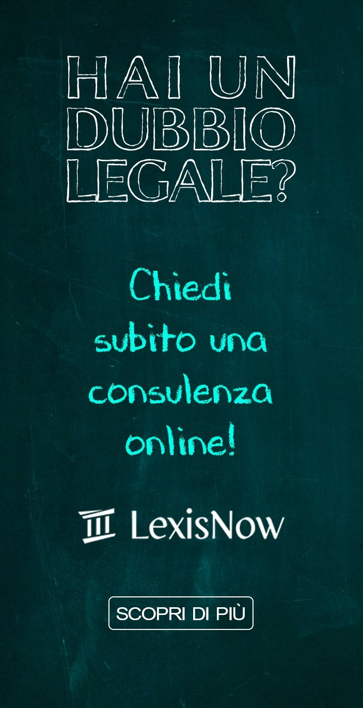 avvocati online lexisnow